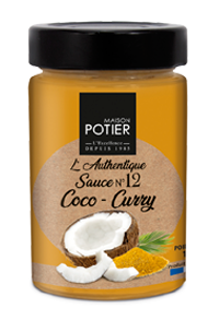 0 12 bocaux coco curry
